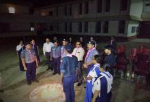 Pre-Rashtrapati Award Testing Camp 2018 held at KV Silchar